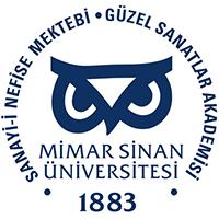 Mimar Sinan Güzel Sanatlar Üniversitesi Logo